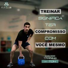 Personal Trainer Ton Comin - Personal Training e Fitness - Bragança