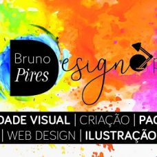 Bruno Pires Design - Design Gráfico - Coimbra
