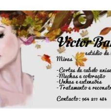 VICTOR BARREIRA - Cabeleireiros e Maquilhadores - Coimbra