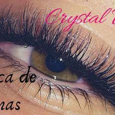 Crystal Eyelashes - Depilação - Faro