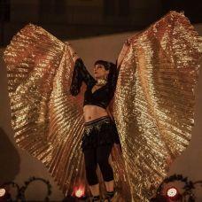Nyna Nefertiti - Aulas de Dança - Viseu