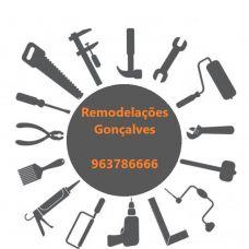 Remodelações gonçalves - Instalação de Betão - Pontinha e Famões