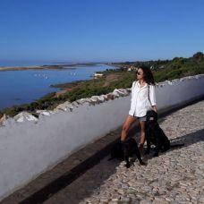 Luana Cilek - Aulas de Desporto - Faro