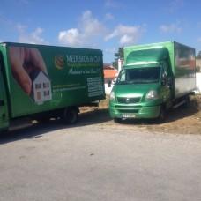 Medeiros & Cia Transportes e Mudanças Nacionais e Internacionais, Lda. - Transporte de Móveis - Quinta do Anjo