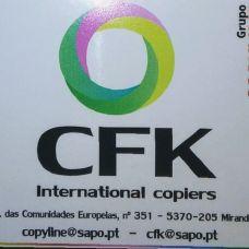 Cfk lda - Reparação e Assist. Técnica de Equipamentos - Bragança