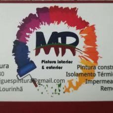 Mário Rodrigues - Pintura de Casas - Cac??m e S??o Marcos