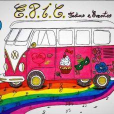 Epic - Festas e Eventos - Animação - Pinturas Faciais e Corporais - Santarém