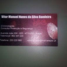 Vitor Bandeira - Segurança - Braga