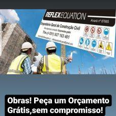 REFLEXEQUATION LDA Construção civil - Desinfestação e Controlo de Pragas - Faro