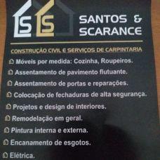 Valdemir Scarance - Paredes, Pladur e Escadas - Faro