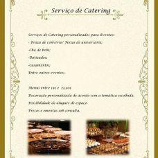 Catering Essência - Quintas e Espaços para Eventos - Paredes