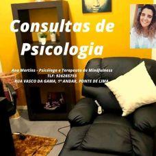 Ana Martins - Fisioterapia - Viana do Castelo