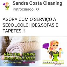 Sandra costa - Limpeza da Casa (Recorrente) - Fern??o Ferro