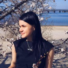 Oleksandra Vynohradna - Floristas - Lisboa