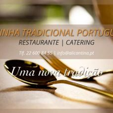 Alicantina - Catering ao Domicílio - Porto