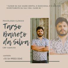 Tarso Barreto da Silva - Psicoterapia - Lumiar
