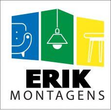 ERIK MONTAGENS DE MOVEIS -  anos