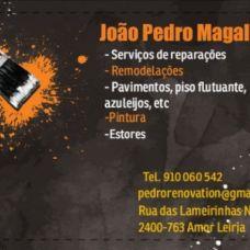 Joao Pedro Magalhaes - Montagem de Mesa de Bilhar - Santa Catarina da Serra e Chain??a