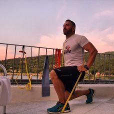 Paulo Pinheiro - Personal Training Outdoor - Faro (Sé e São Pedro)