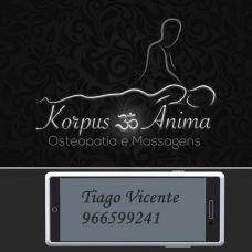 Korpus Anima Tiago Vicente - Osteopatia - Lisboa