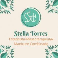 Stella Torres Estética/massagem/manicure combinada -  anos
