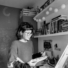 Mariana Bahia - Aulas de Desenho, Pintura e Escultura - Coimbra