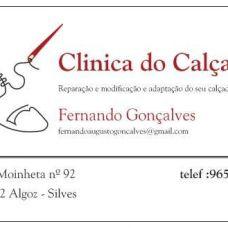 Clinica do calcado do Algoz - Estofador - Faro