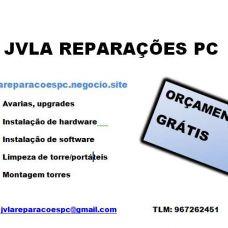 João Barradas - Reparação e Assist. Técnica de Equipamentos - Setúbal