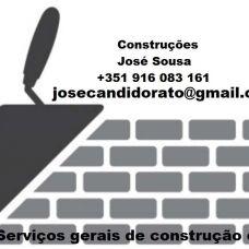 José Sousa Construções & Remodelações, Exteriores e Interiores. - Manutenção de Sistema de Rega Gota a Gota - Santa Bárbara de Nexe