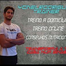 Yonel Rodrigues - Personal Training e Fitness - Braga
