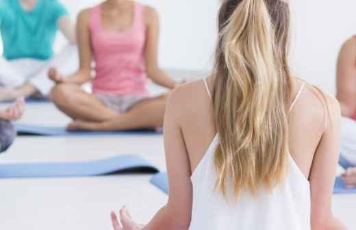Sessão de Meditação