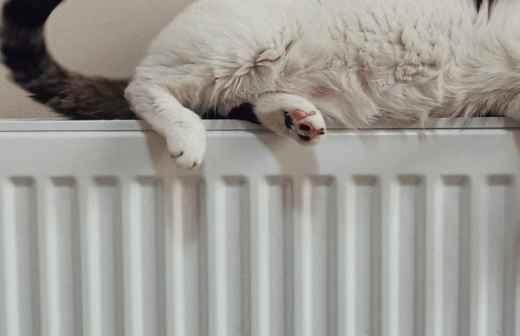 Reparação ou Manutenção de Sistemas de Aquecimento - Calor