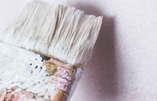 Pintura de Casas - Pintores