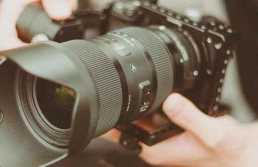 Fotógrafo - Fotografa