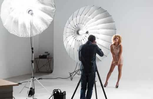 Estúdio de Fotografia - Comercial