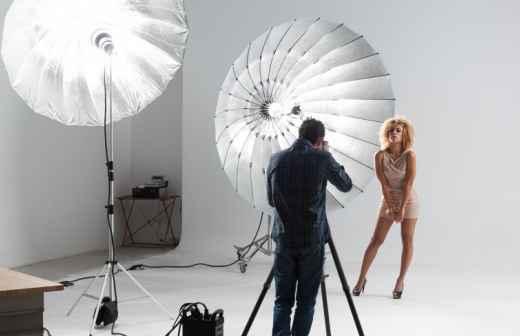 Estúdio de Fotografia - Cabine
