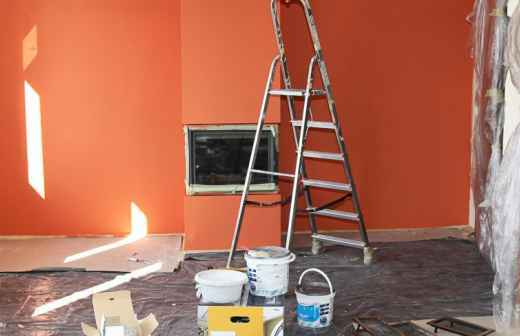 Obras de Remodelação - Requalificação