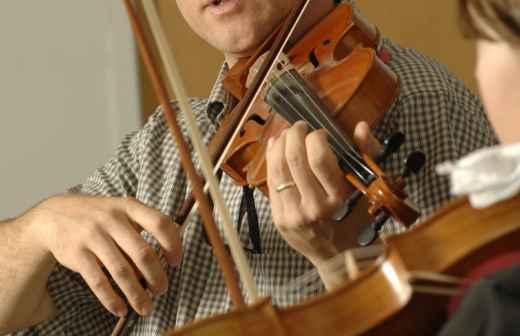 Aulas de Violino Folk - Bragança