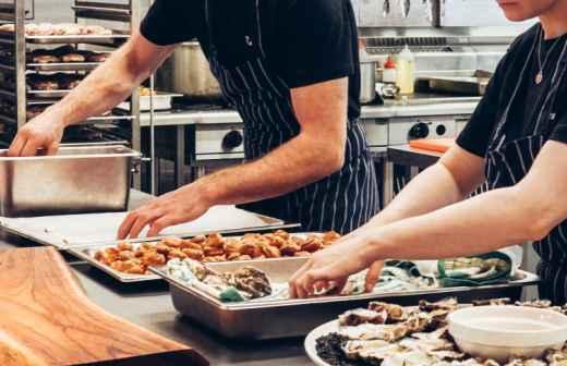 Empresas de Catering - Trofa