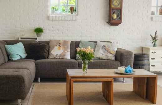 Decoração de Interiores - Cortina