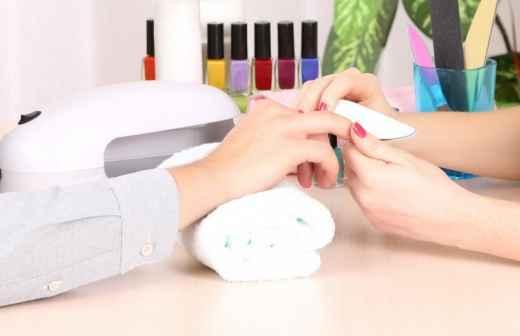 Manicure e Pedicure (para Homens) - Comprador