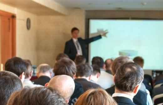 Aulas de Oratória em Público - Braga