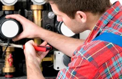 Reparação e Inspeção de Gás