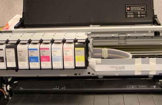 Serviços de Impressão - Expositor