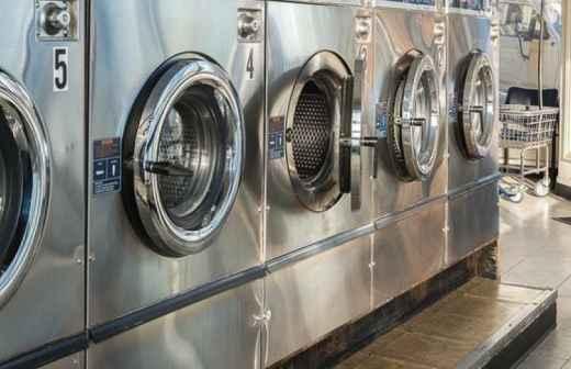 Lavandarias - Tecidos