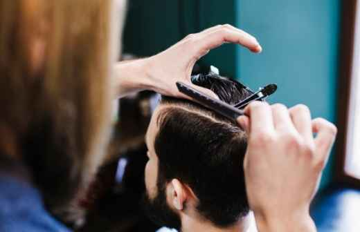 Barbeiros - Massagem Profunda