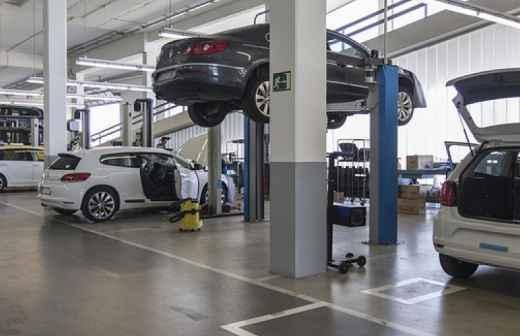Reparação de Viaturas - Mercedes