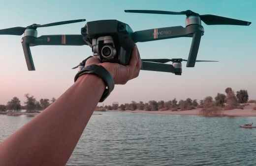 Filmagem com Drone - Drones