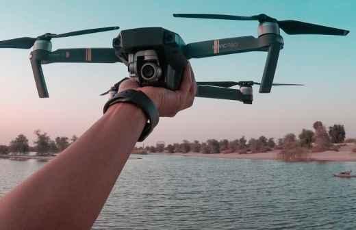 Filmagem com Drone - Video Porteiro