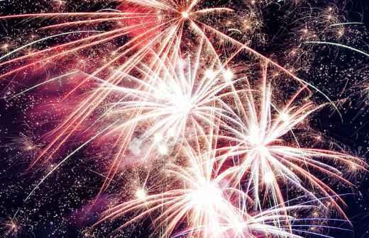 Fogo de Artifício - Portalegre